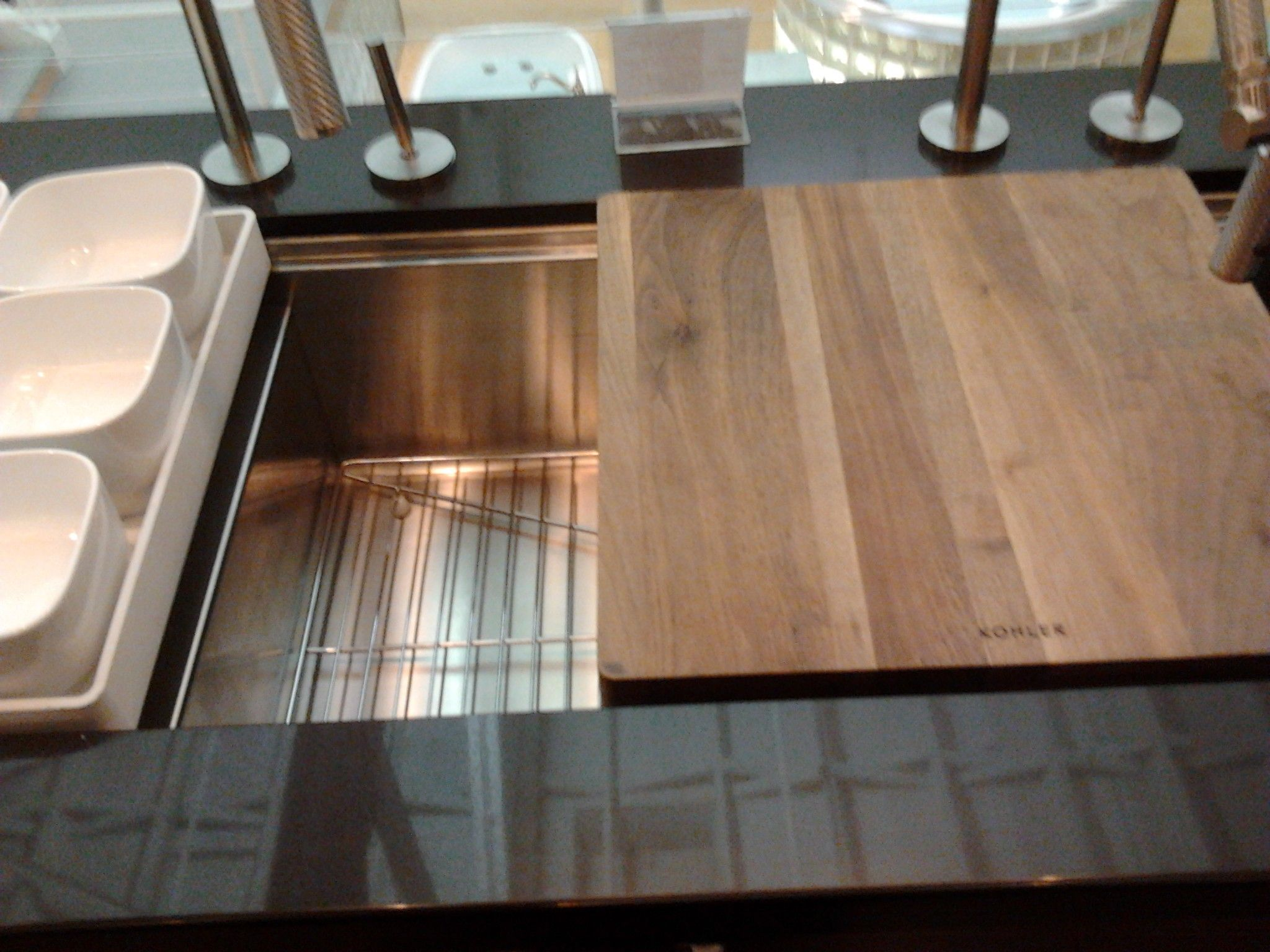 kohler kohler kitchen sink Innovations in the kitchen